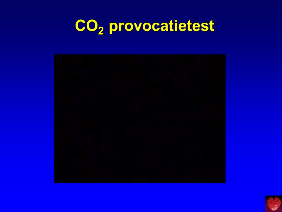 CO2 provocatietest