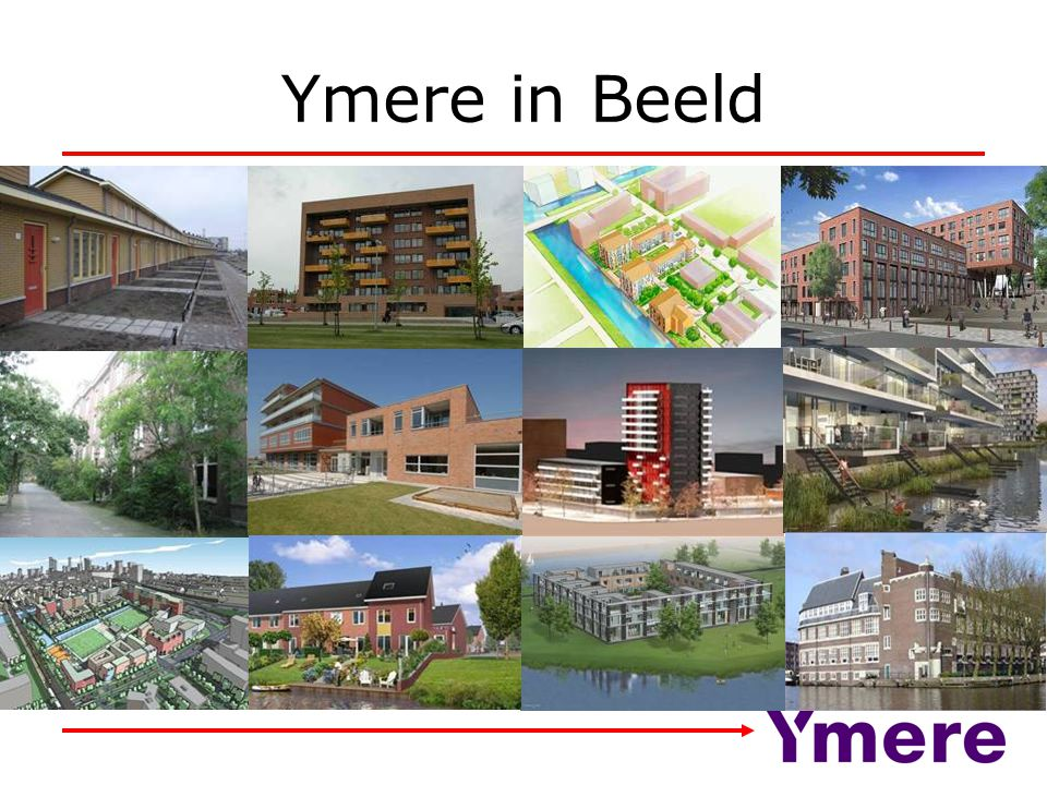 Ymere in Beeld