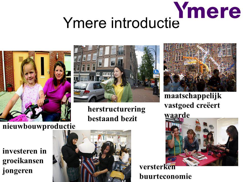 Ymere introductie maatschappelijk vastgoed creëert waarde