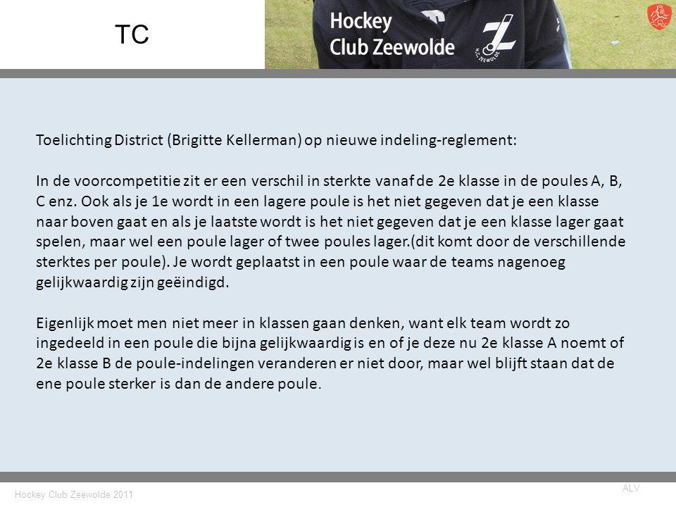 TC Toelichting District (Brigitte Kellerman) op nieuwe indeling-reglement: