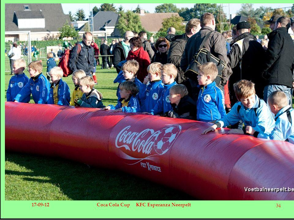 17-09-12 Coca Cola Cup KFC Esperanza Neerpelt
