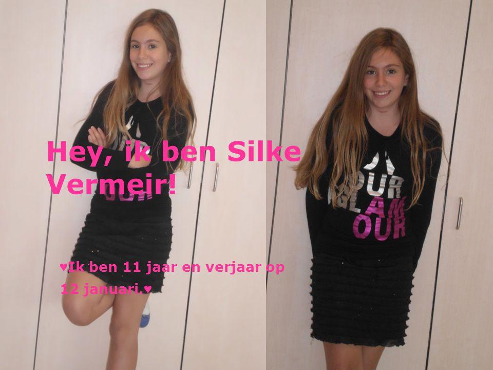 Hey, ik ben Silke Vermeir!