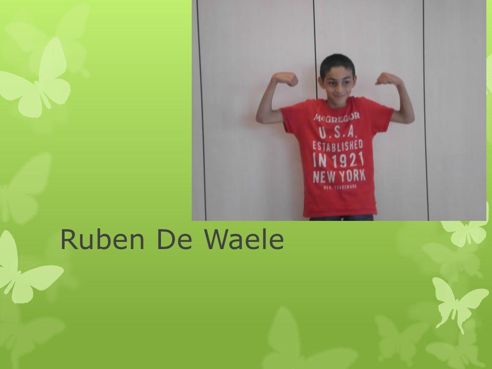 Ruben De Waele