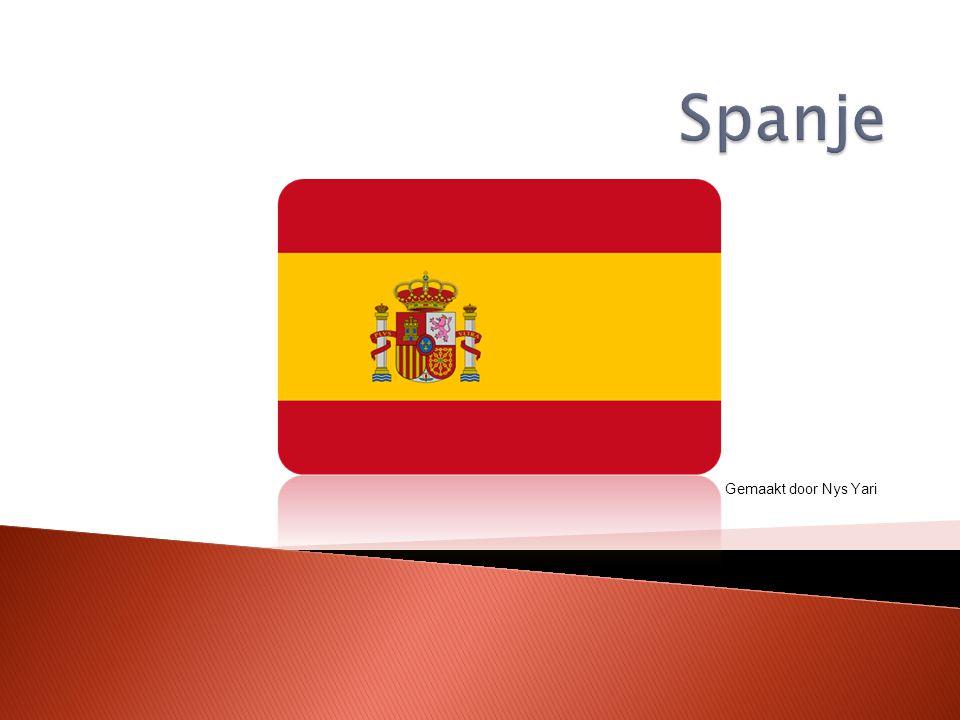 Spanje Gemaakt door Nys Yari