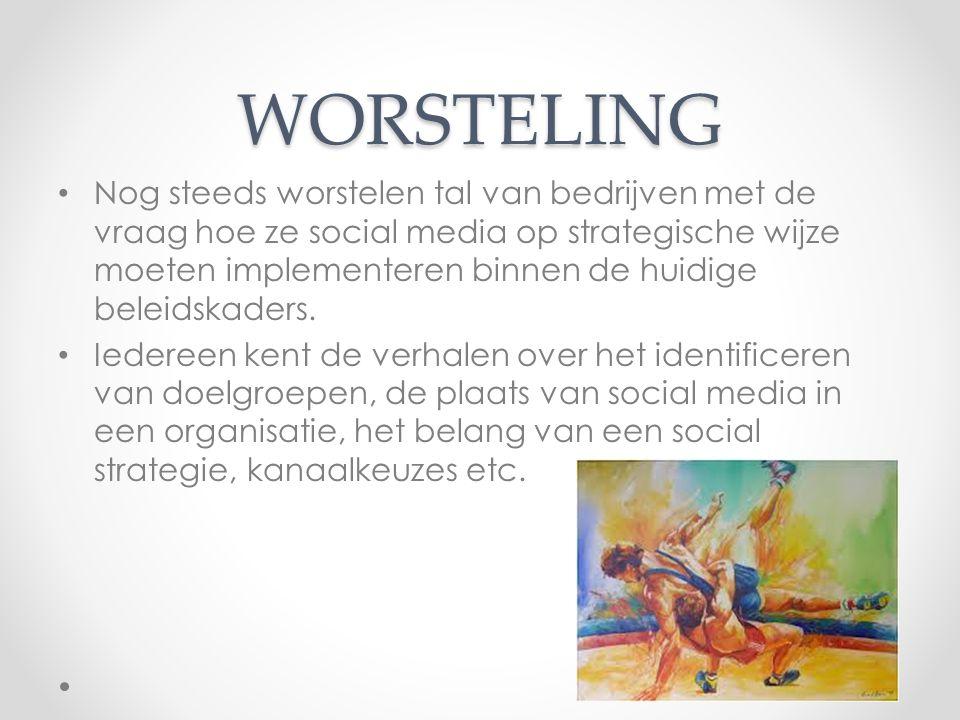 WORSTELING