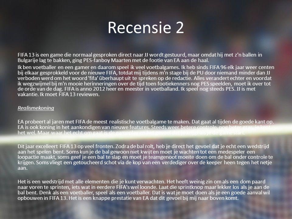 Recensie 2