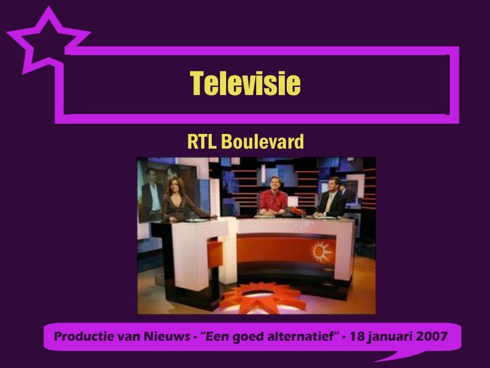 Televisie RTL Boulevard