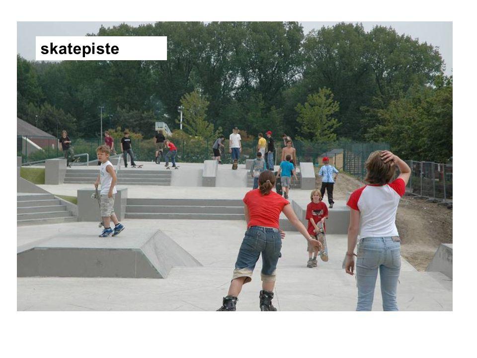 skatepiste