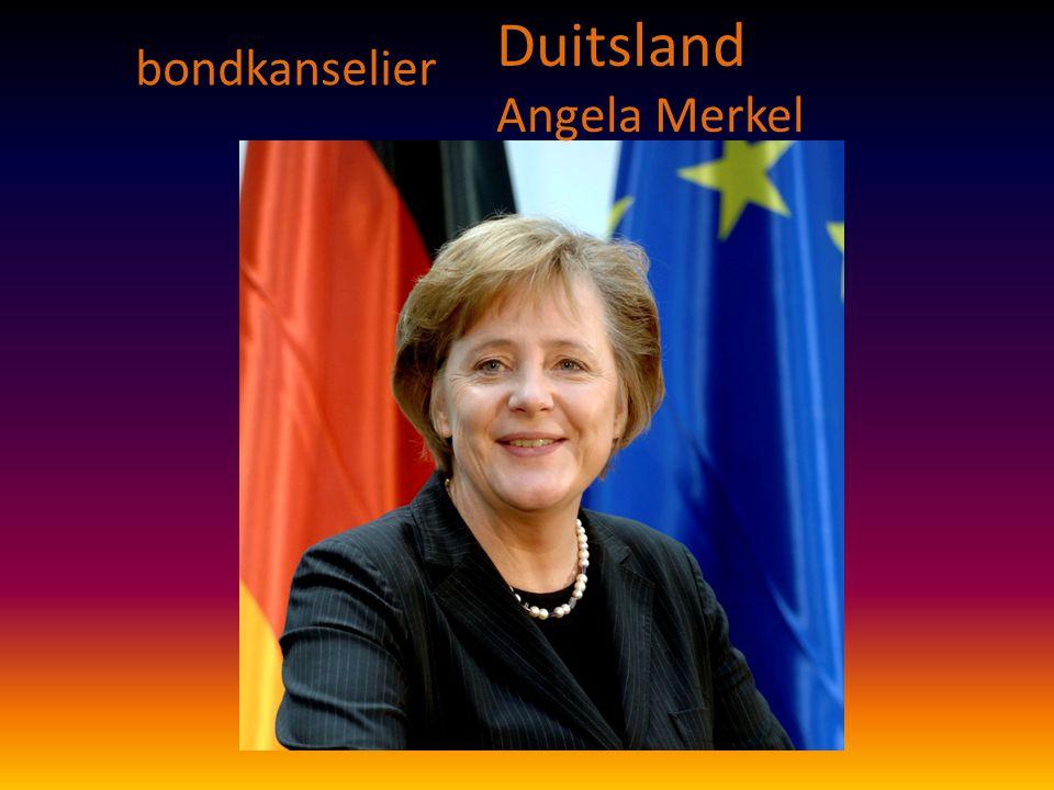 Duitsland Angela Merkel