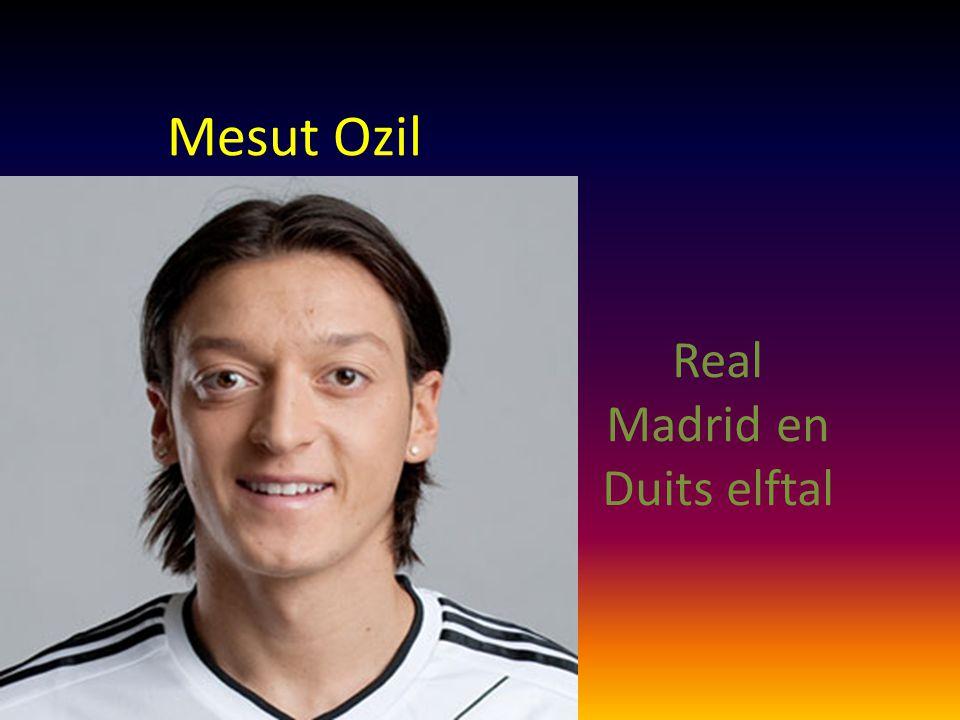 Real Madrid en Duits elftal