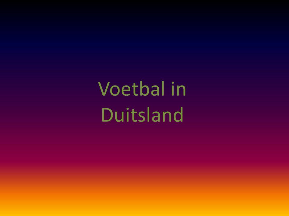 Voetbal in Duitsland