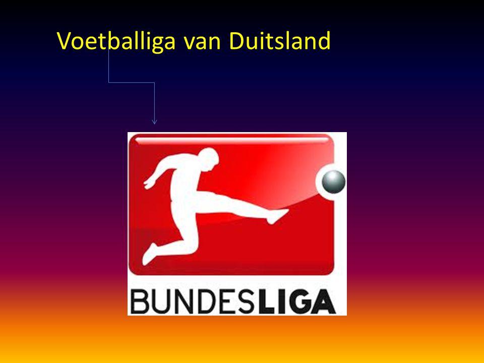Voetballiga van Duitsland