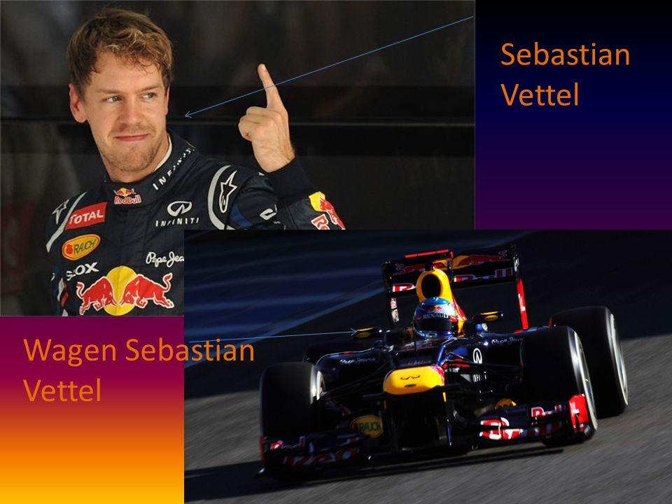 Sebastian Vettel Wagen Sebastian Vettel