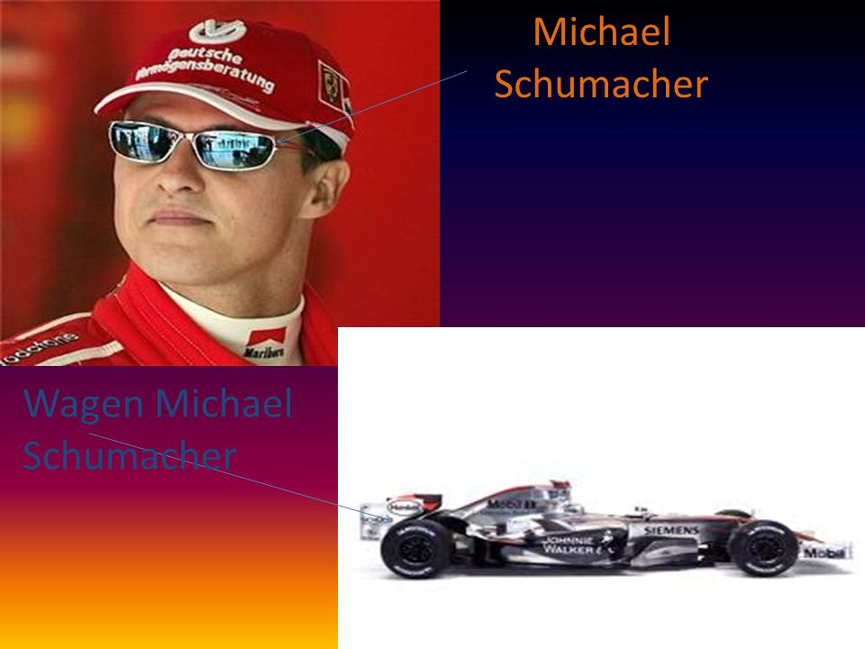 Michael Schumacher Wagen Michael Schumacher
