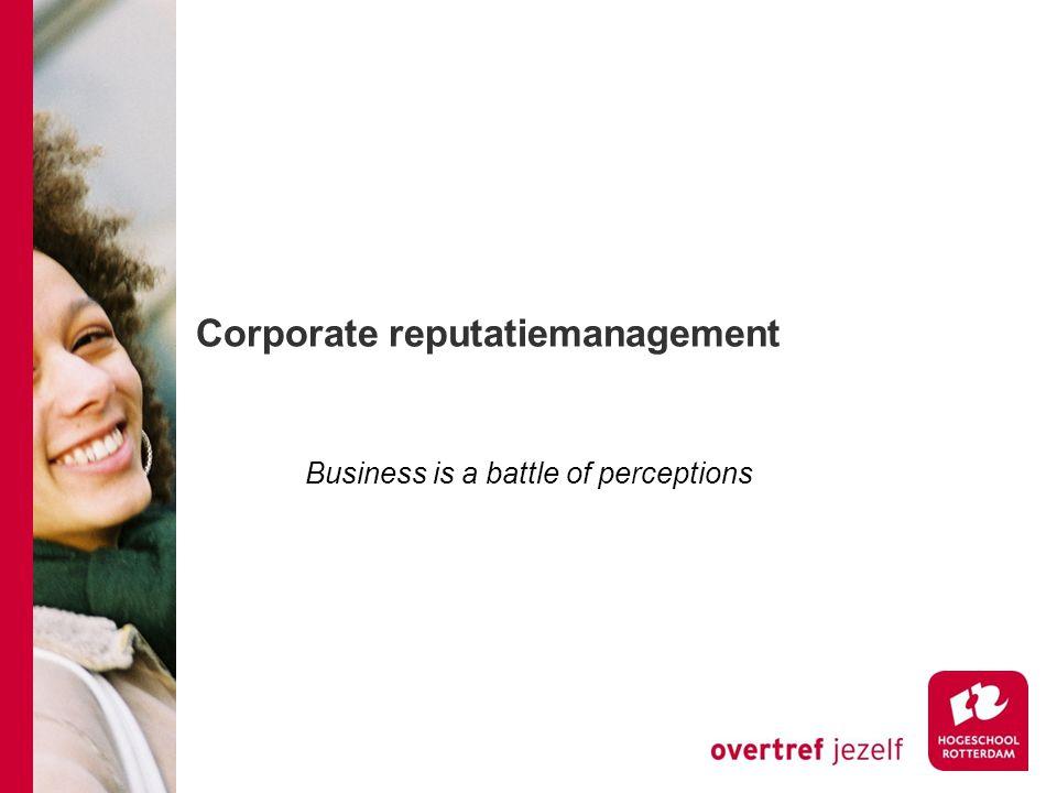 Corporate reputatiemanagement
