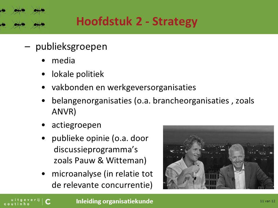 Hoofdstuk 2 - Strategy publieksgroepen media lokale politiek