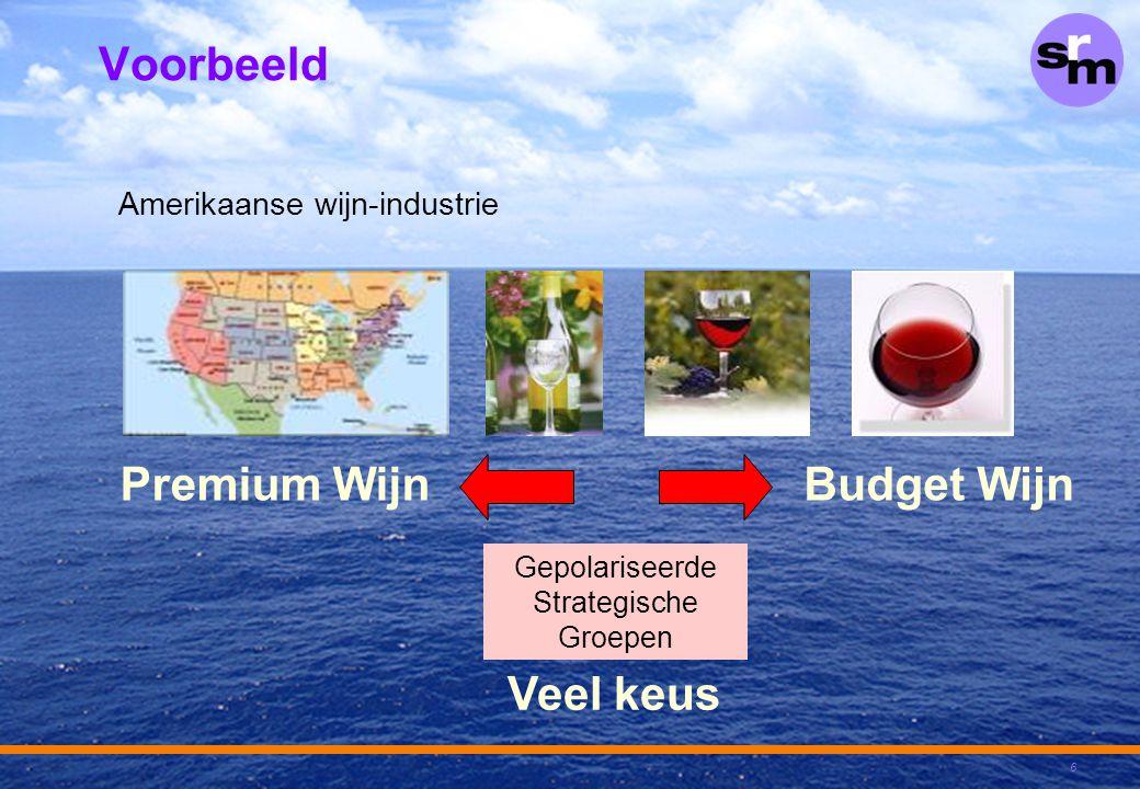 Gepolariseerde Strategische Groepen