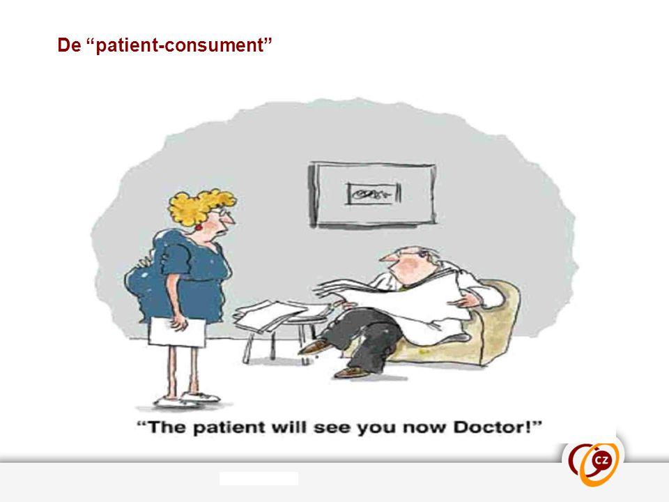 De patient-consument