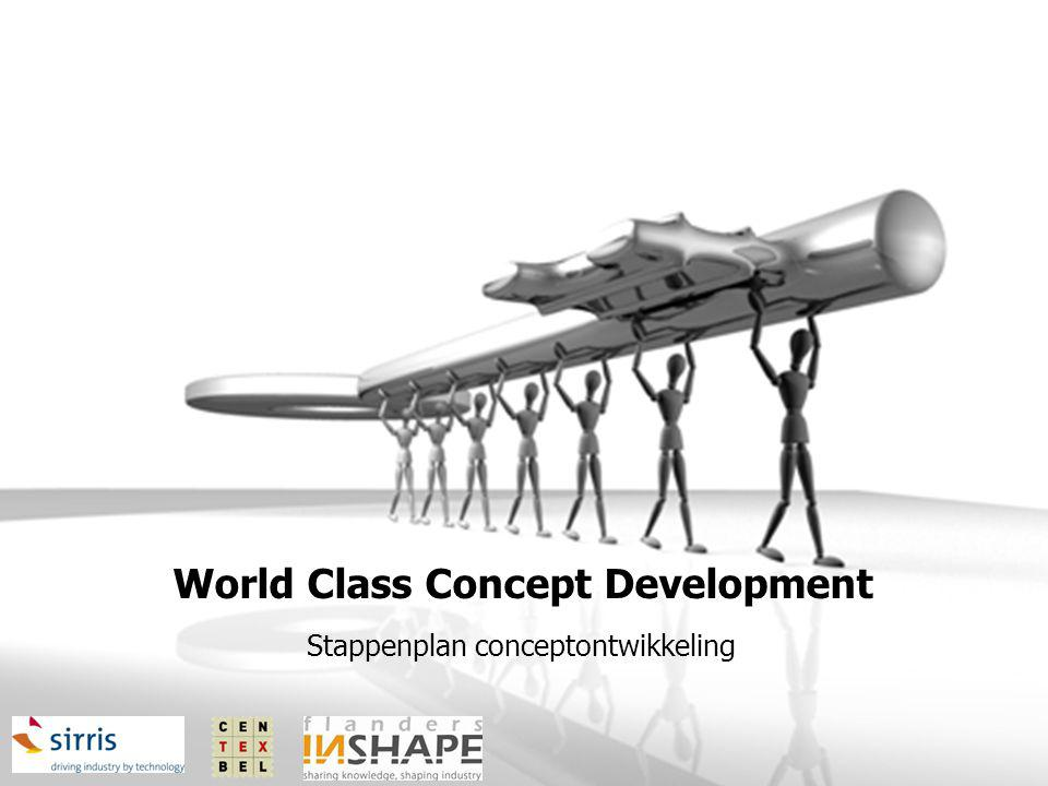 World Class Concept Development