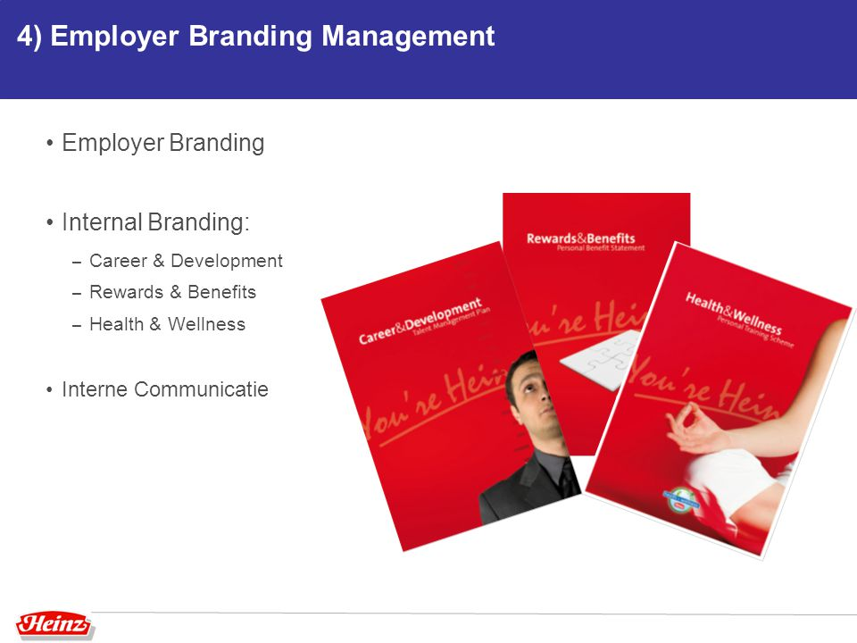 4) Employer Branding Management