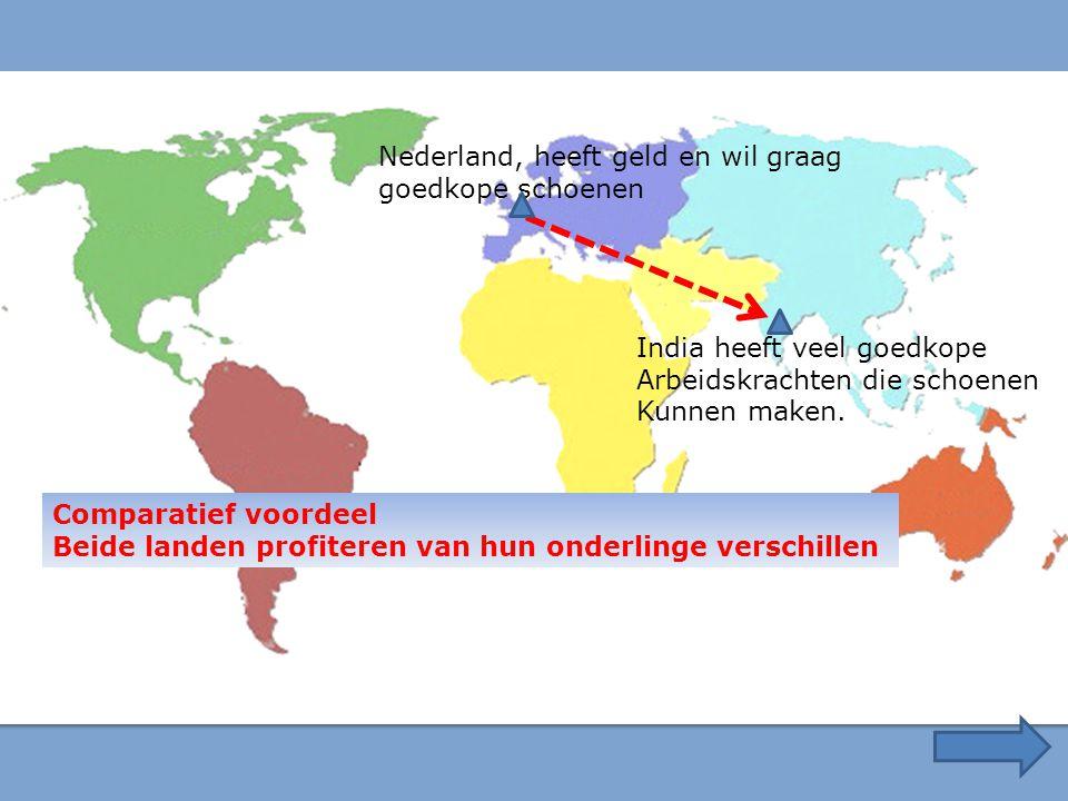 Nederland, heeft geld en wil graag