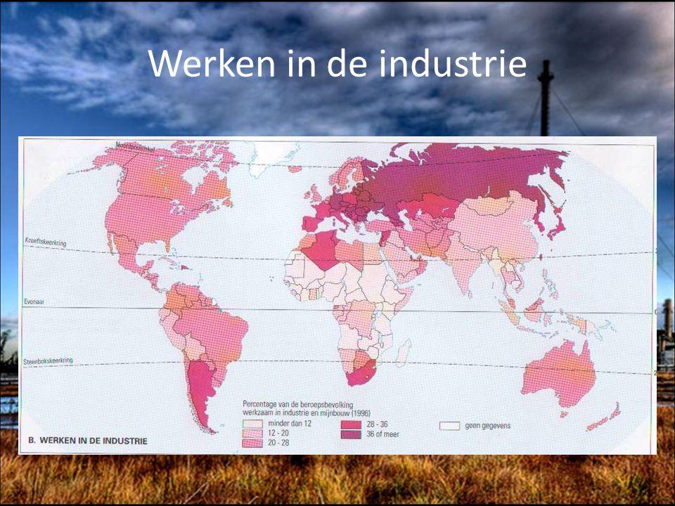 Werken in de industrie