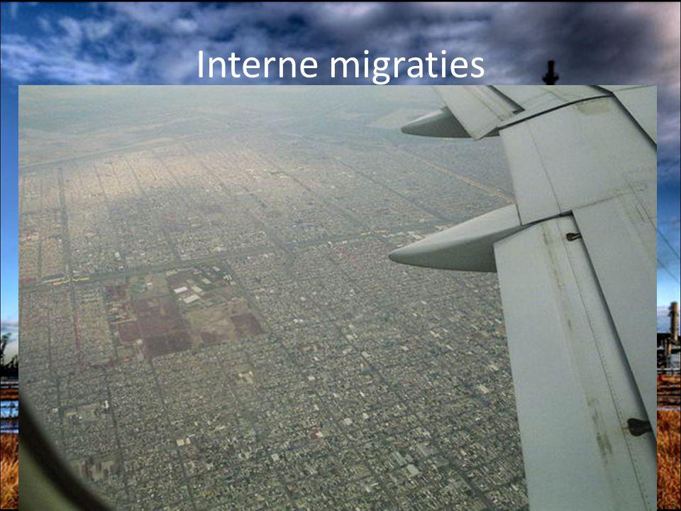 Interne migraties