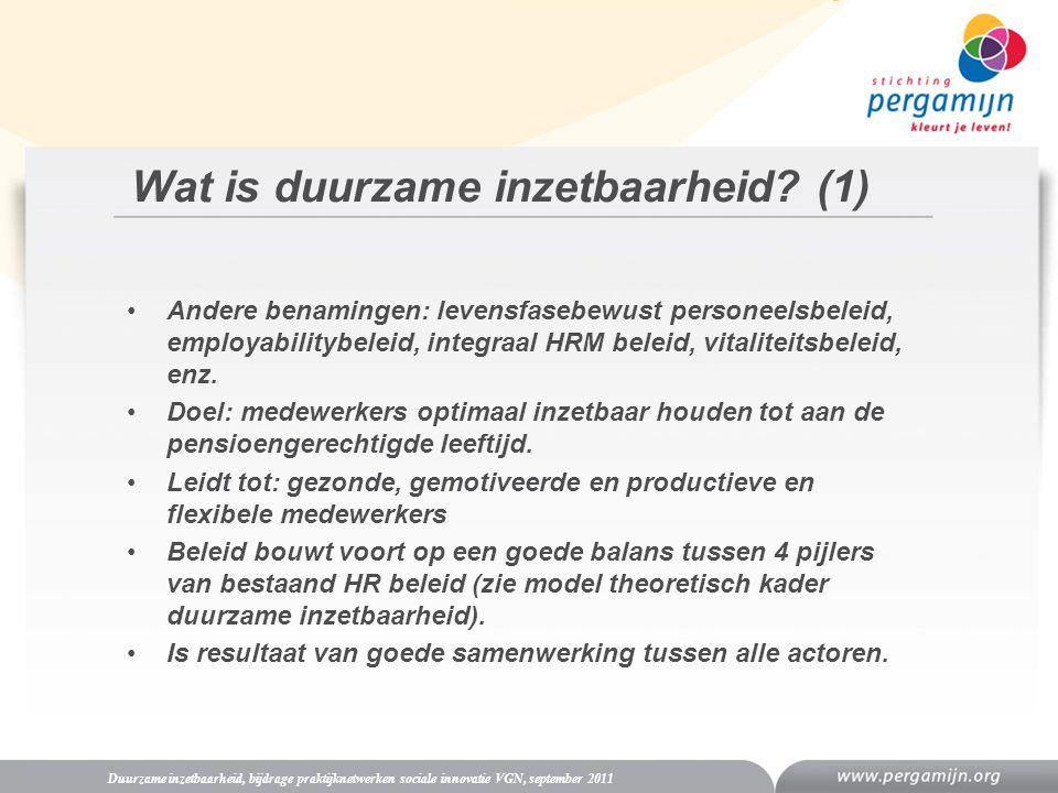 Wat is duurzame inzetbaarheid (1)