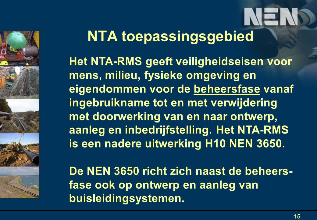 NTA toepassingsgebied