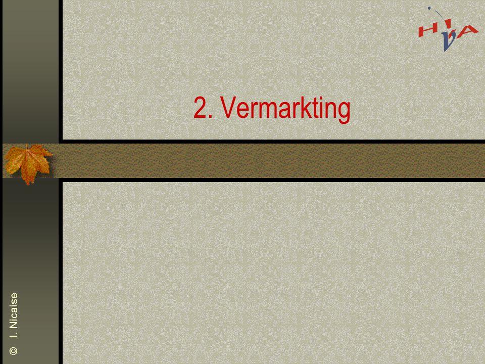 2. Vermarkting