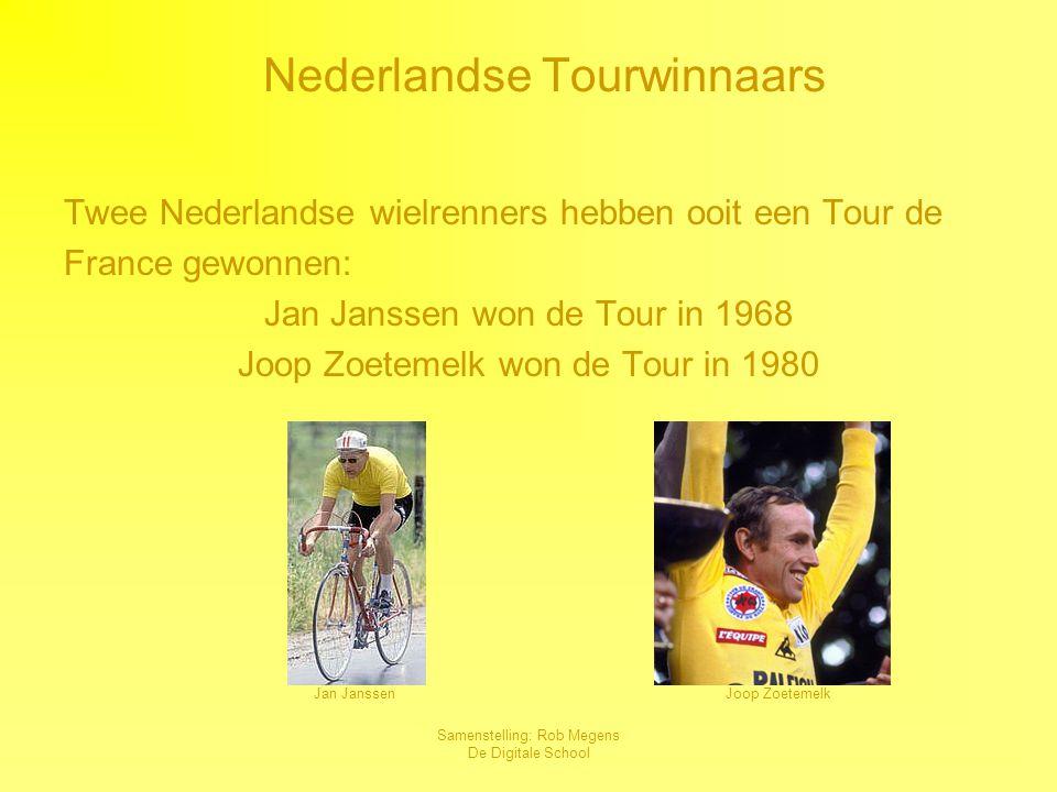 Nederlandse Tourwinnaars