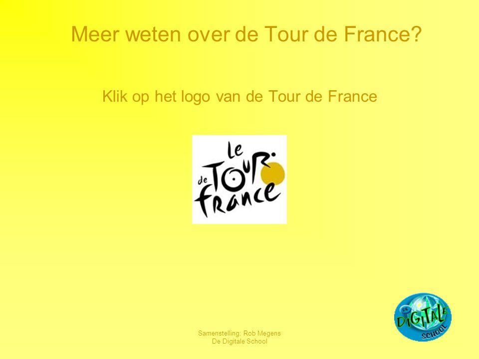 Meer weten over de Tour de France