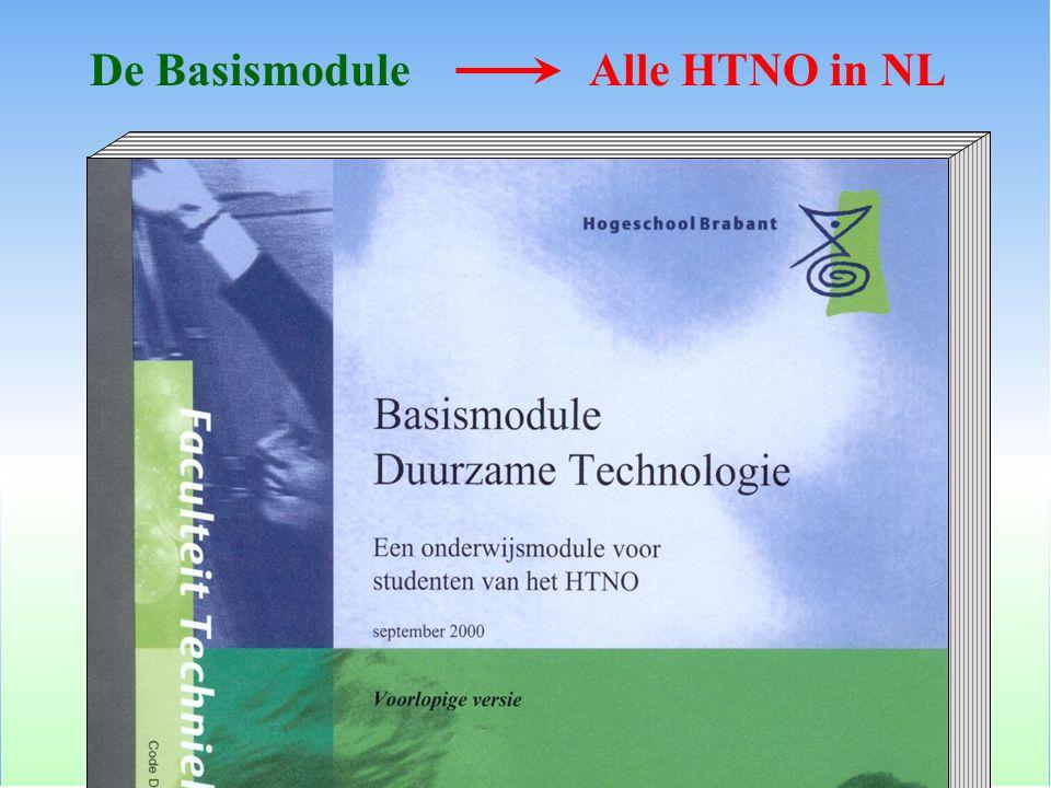 De Basismodule Alle HTNO in NL