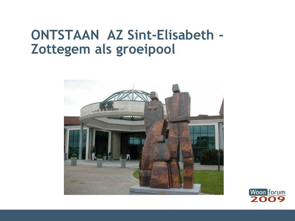 ONTSTAAN AZ Sint-Elisabeth - Zottegem als groeipool