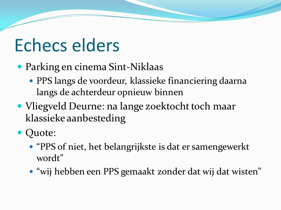 Echecs elders Parking en cinema Sint-Niklaas