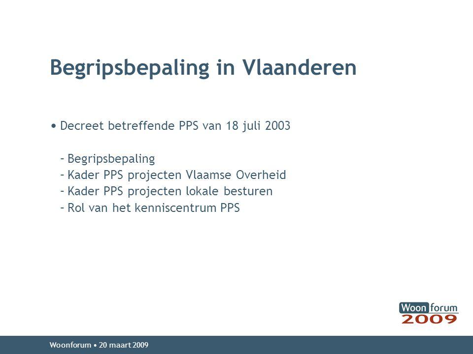 Begripsbepaling in Vlaanderen