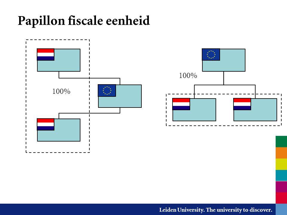 Papillon fiscale eenheid