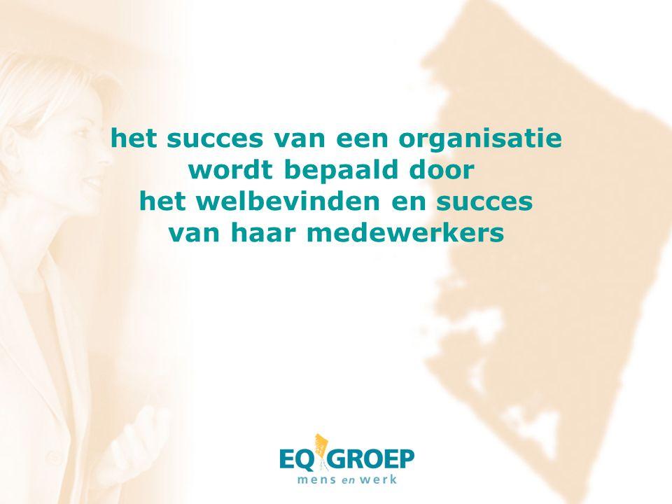 het succes van een organisatie het welbevinden en succes