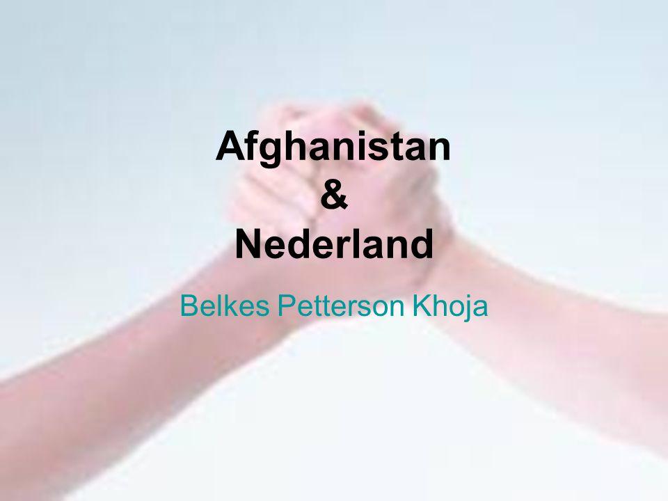 Afghanistan & Nederland