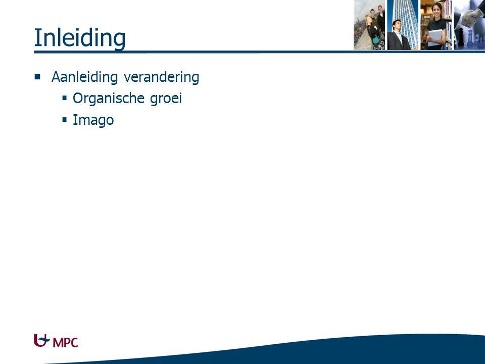 Master MPC Beschrijving Bedrijfscommunicatie en bedrijfskunde