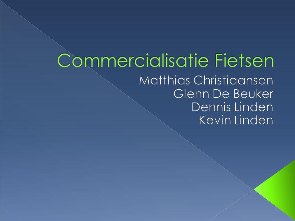 Commercialisatie Fietsen