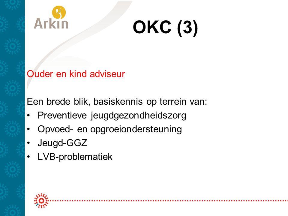 OKC (3) Ouder en kind adviseur