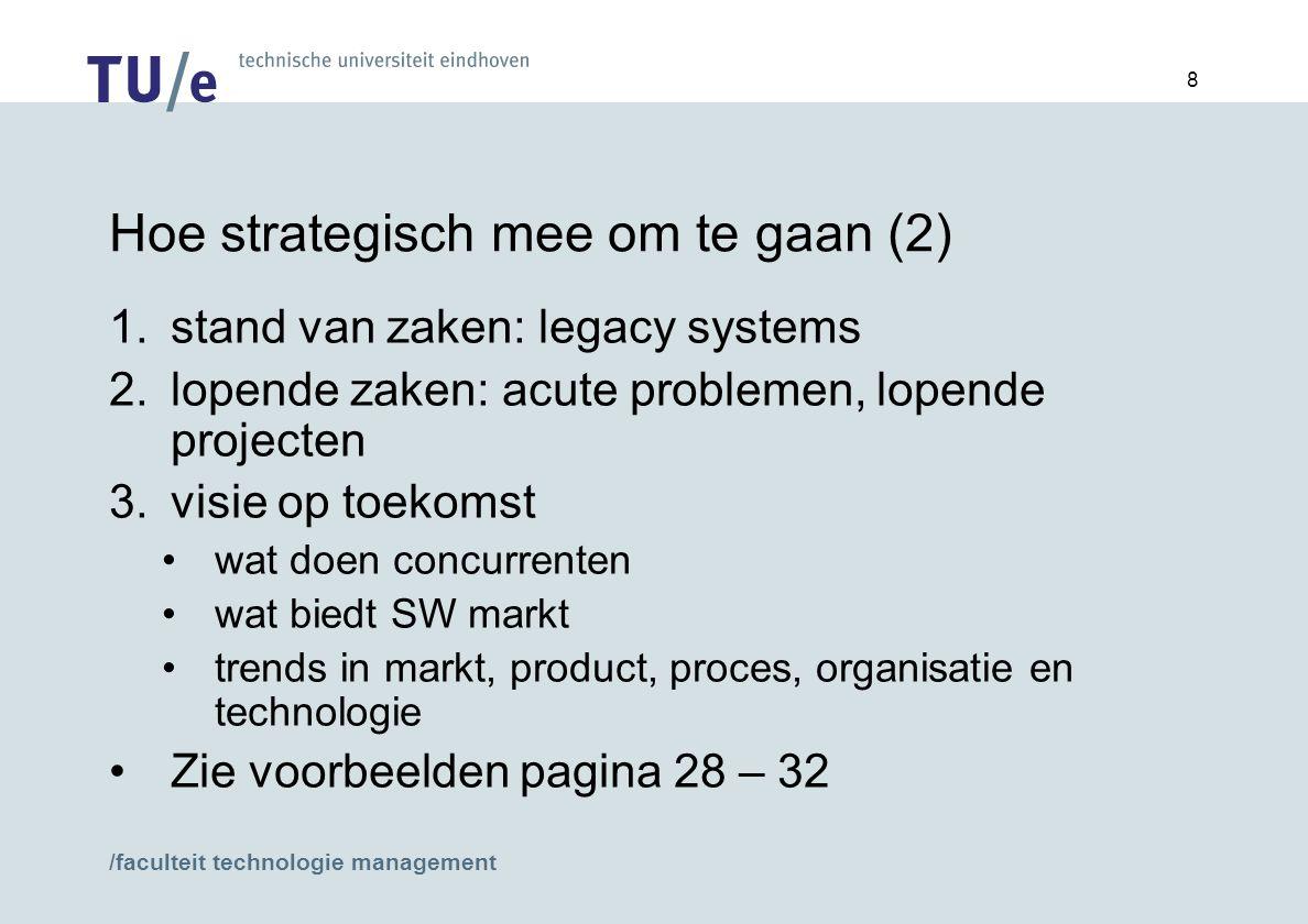 Hoe strategisch mee om te gaan (2)
