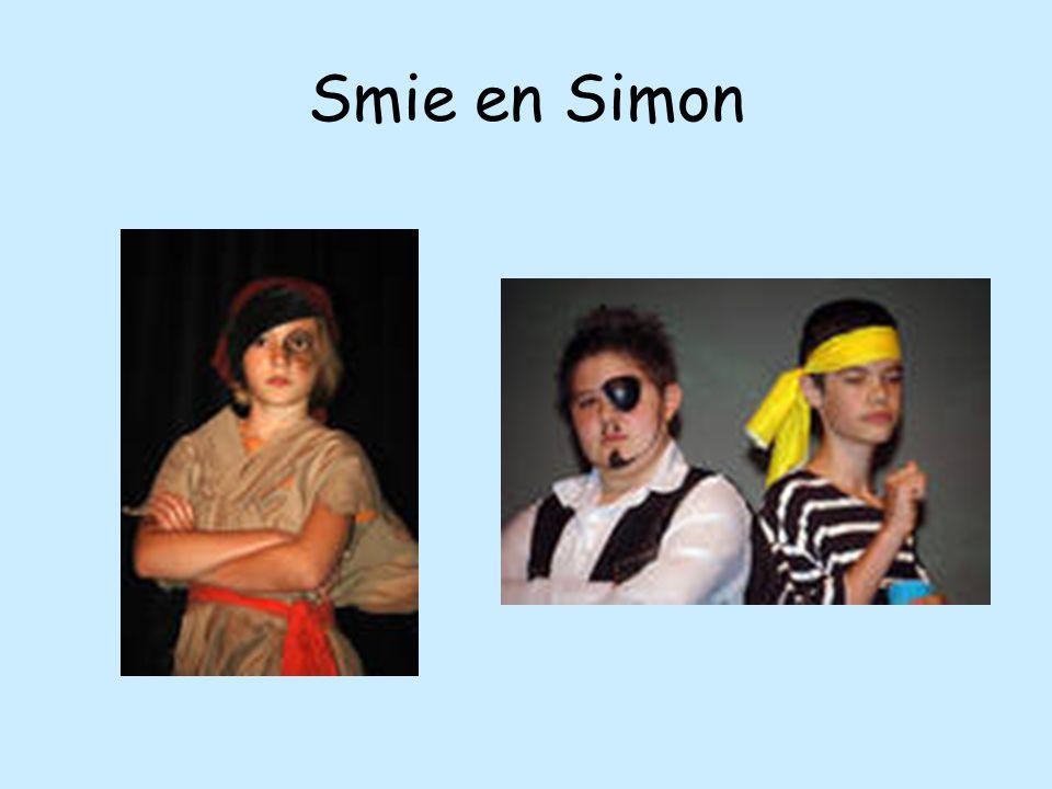 Smie en Simon