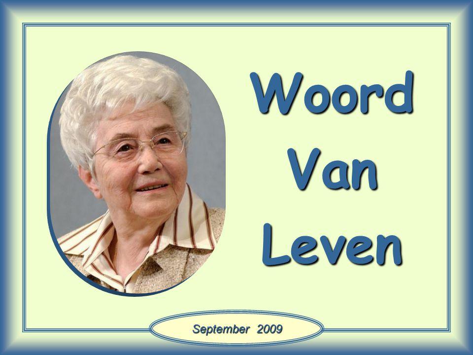 Woord Van Leven September 2009