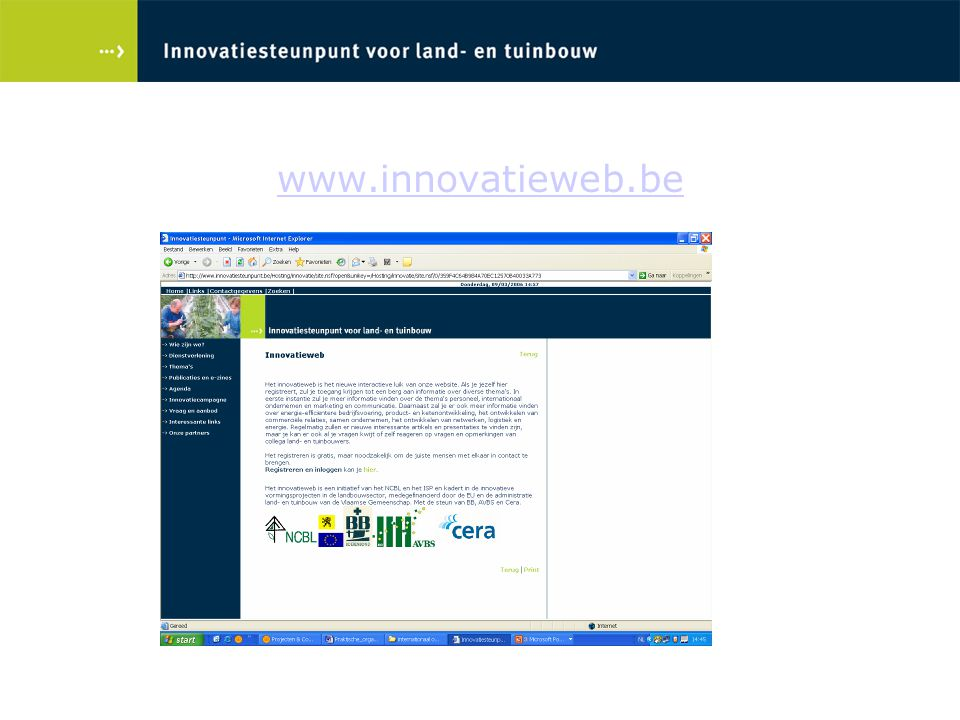 www.innovatieweb.be