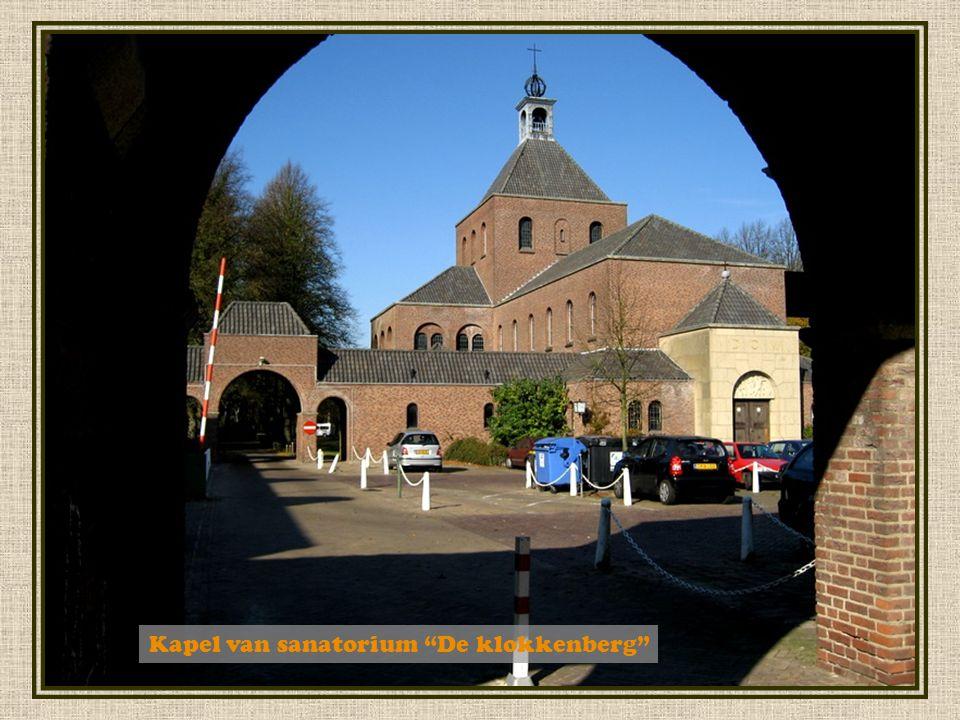 Kapel van sanatorium De klokkenberg