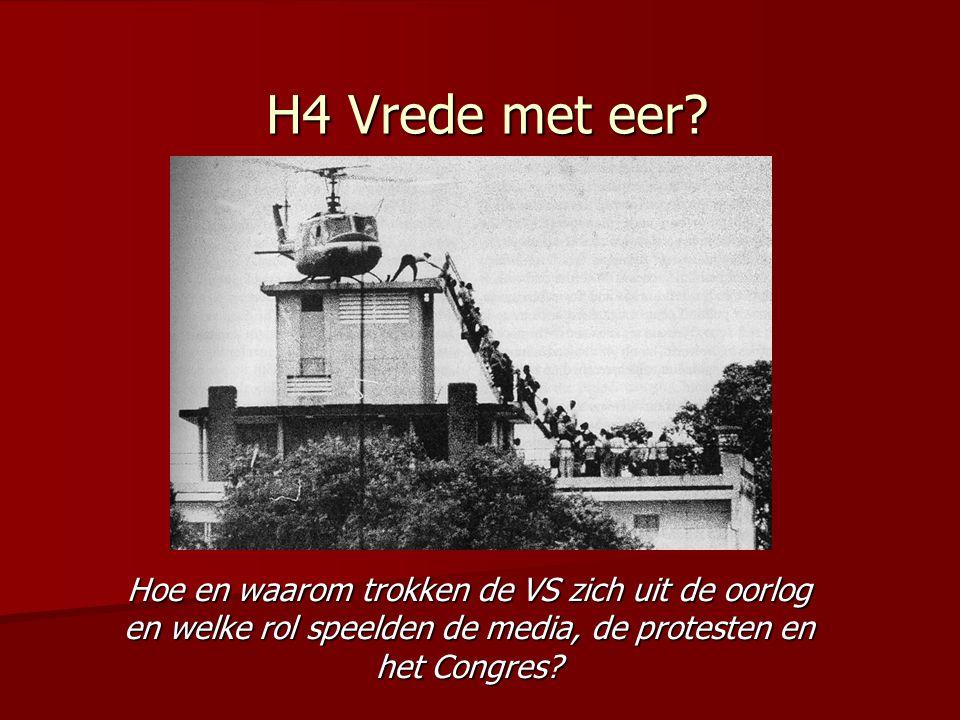 H4 Vrede met eer.