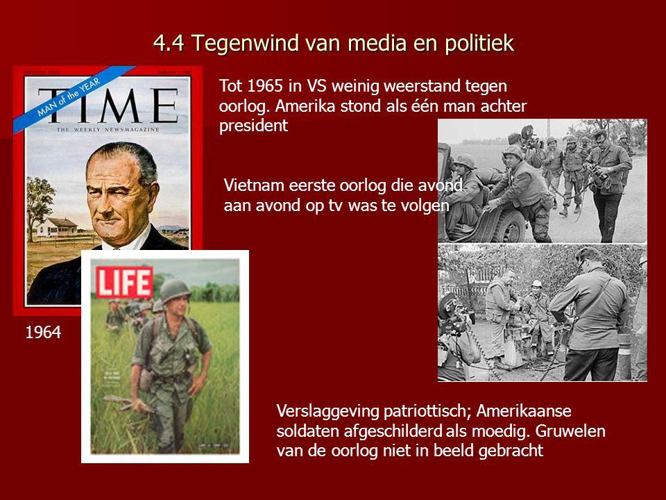 4.4 Tegenwind van media en politiek