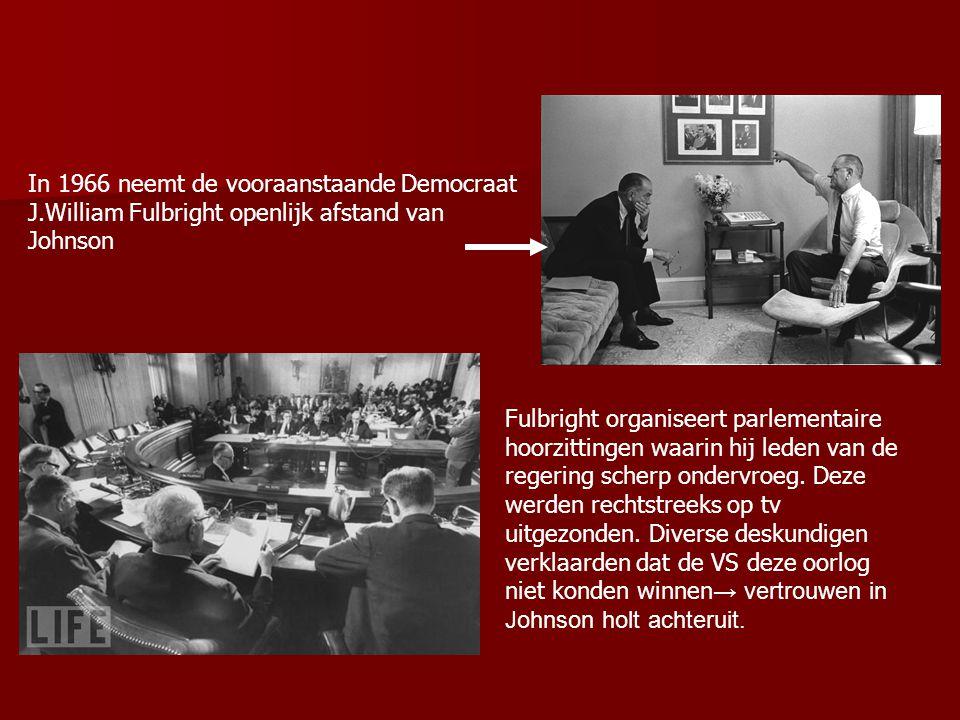 In 1966 neemt de vooraanstaande Democraat J